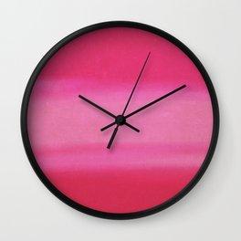 Skies The Limit XI Wall Clock