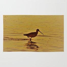 Bird Photography  - Shoreling Rug