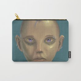 Punk Girl Carry-All Pouch