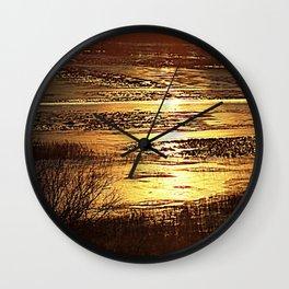 13ne001 Wall Clock
