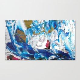 Close Up #1 Canvas Print