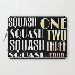 Squash One Laptop Sleeve