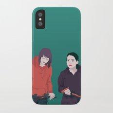 BIKE Slim Case iPhone X