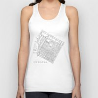 chelsea Tank Tops featuring Chelsea by DRAW NORTH