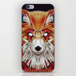 """""""Firefox"""" by Giulio Rossi iPhone Skin"""