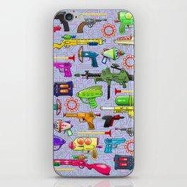 Vintage Toy Guns iPhone Skin