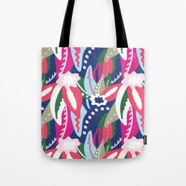 From The Tropics - Pinks Tote Bag