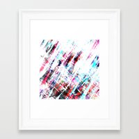 amsterdam Framed Art Prints featuring Amsterdam by Kardiak