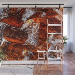 Icy Hot Wall Mural