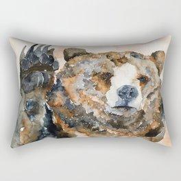 BEAR#3 Rectangular Pillow