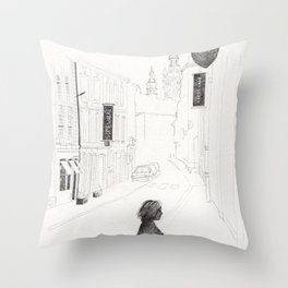 Bruxelles Throw Pillow