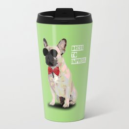 French Bulldog II Travel Mug