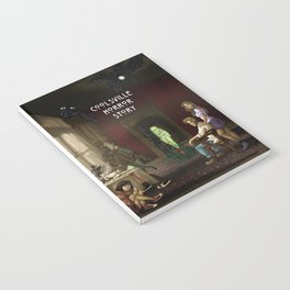 Coolsville Horror Story Notebook