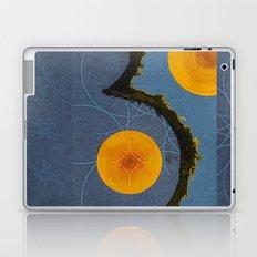 Aquamarina Three Laptop & iPad Skin