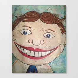 Tillie from Asbury Park Canvas Print