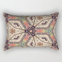 Electromagnetic radiation Rectangular Pillow