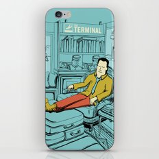 Movies we like - The Terminal iPhone & iPod Skin