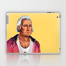 Hipstory -  George Washington Laptop & iPad Skin