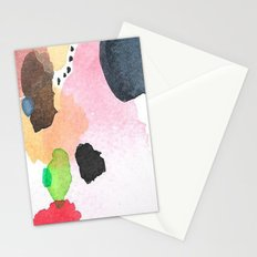 Abstract Mini #26 Stationery Cards