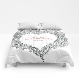 Wherever you go Comforters