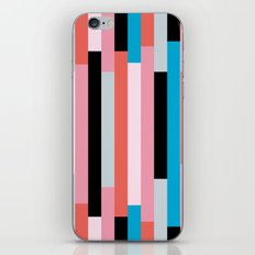 Bars iPhone & iPod Skin