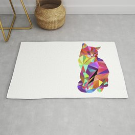 Alfonso the Cat - Karl Kater Rug