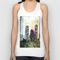 doors Tank Tops featuring doors by  Agostino Lo Coco