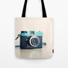 Film Camera Diana Mini  Tote Bag