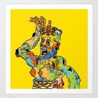463 Art Print