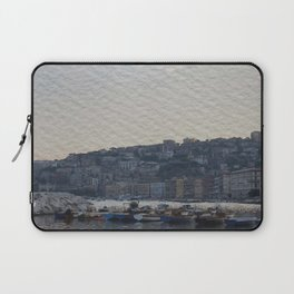 LOST AT NAPOLI Laptop Sleeve
