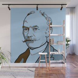 Thomas Hardy Wall Mural