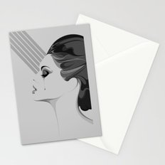 TEAR/001 (MONOCHROME EDITION) Stationery Cards