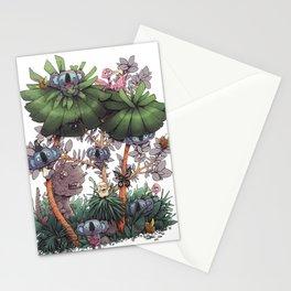 The Kiwis and Koalas Stationery Cards