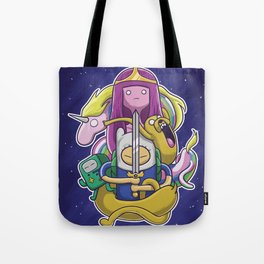Fin and Friends Tote Bag