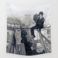 Photographer Wall Tapestry