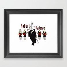 Robert Hearts of Palmer Framed Art Print
