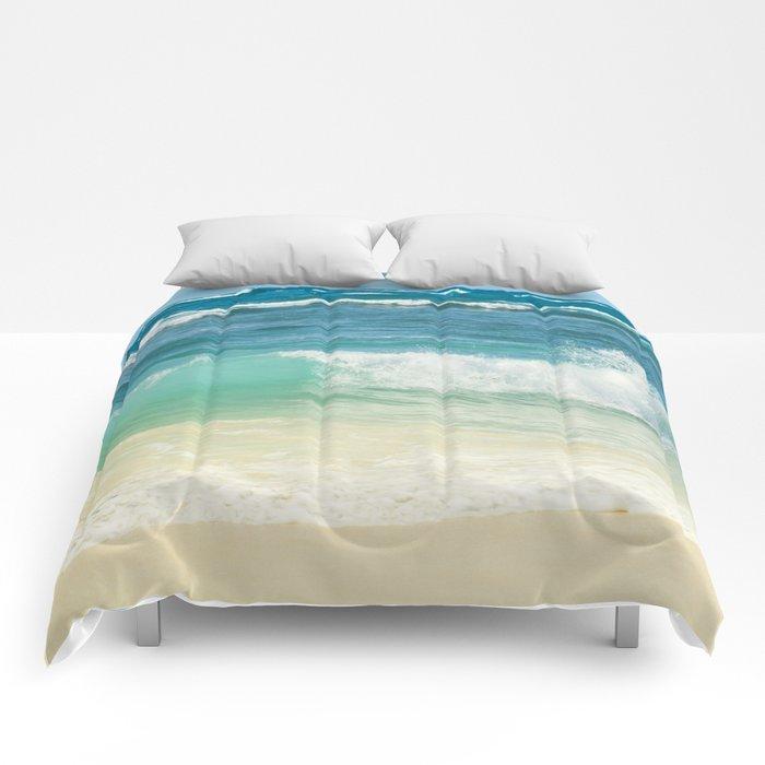 Summer Sea Comforters