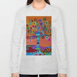 MHURI TREE OF LIFE Long Sleeve T-shirt