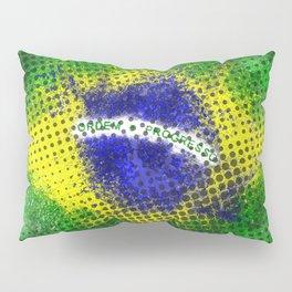 Brazil - Brazilian Flag Pillow Sham