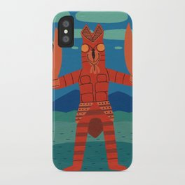 Alien Baltan iPhone Case