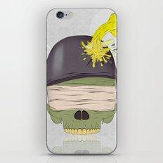 NO WAR  iPhone & iPod Skin