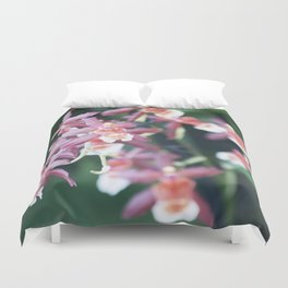 Longwood Gardens Orchid Extravaganza 63 Duvet Cover