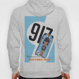 917 Rodriguez-Kinnunen Blue Hoody