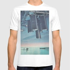Inverse Mens Fitted Tee White MEDIUM