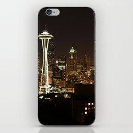 Simply Seattle iPhone Skin