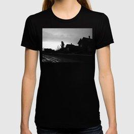 Silhouetted Stillness T-shirt