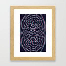 ポーラー 01 Framed Art Print