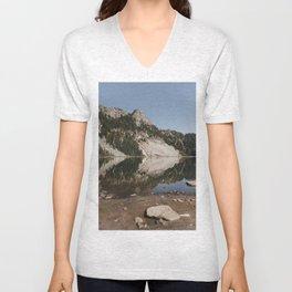 Eunice Lake Unisex V-Neck