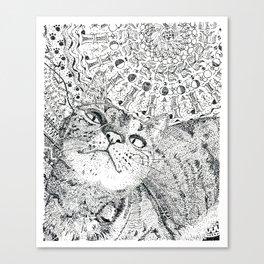 Mandala008 Canvas Print