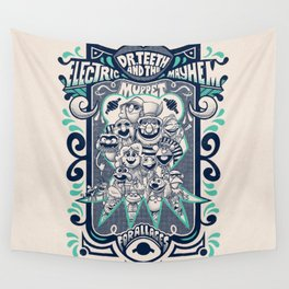 Reunion Tour Wall Tapestry